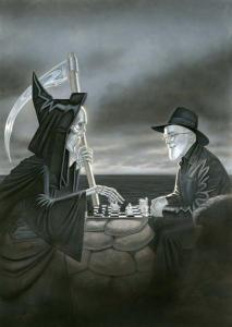TerryPratchett&Death